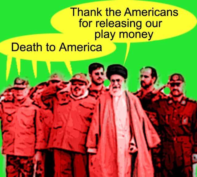 iran terrorist regime