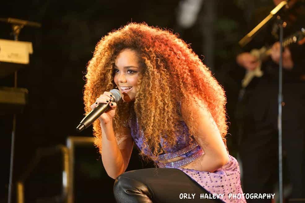 Singer Jada Grace Gordy Photo Orly Halevy