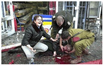 Israelis suffer Arab terrorism