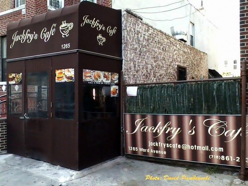 Jackfrys Cafe