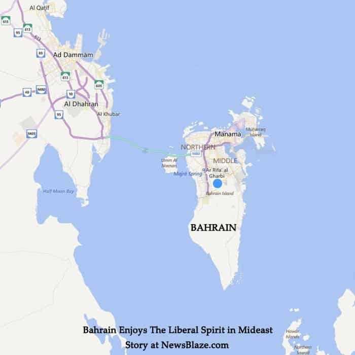 tiny bahrain