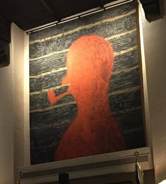 Art at Tamayo restaurant and art gallery