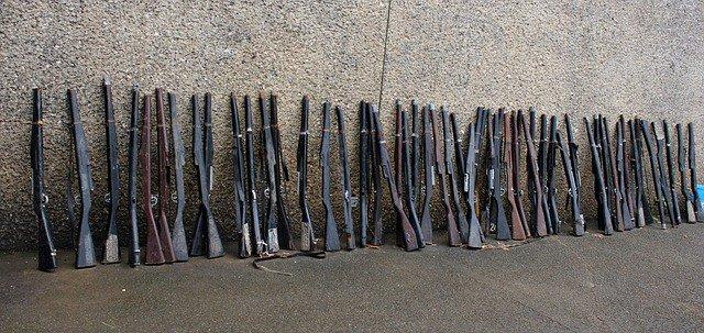 Open Carry Rifles.
