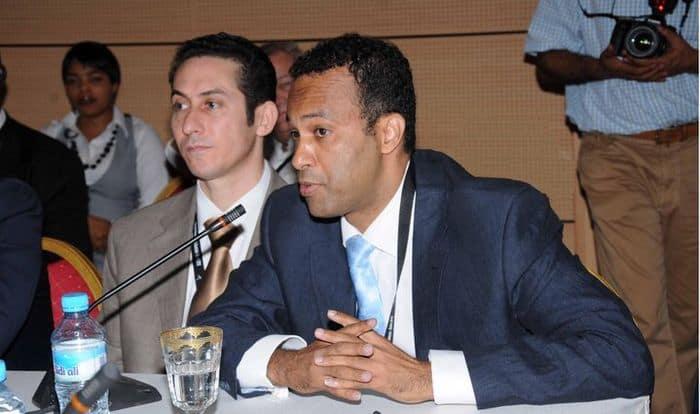 Engineer Bana Abdalla Ali resigns as Inter City Basketball Commissioner.