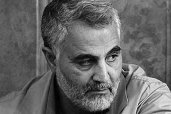Qassem Suleimani, the notorious commander of the terrorist Qods Force