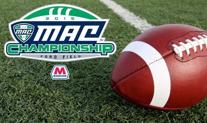 mac 2015 Football Logo