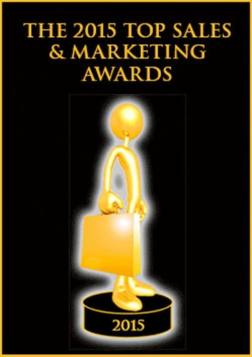 top marketing awards 2015