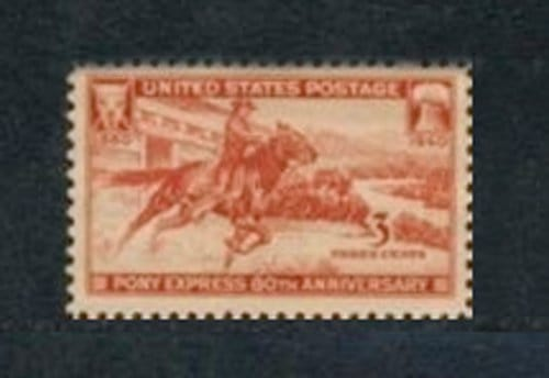 3cent stamp