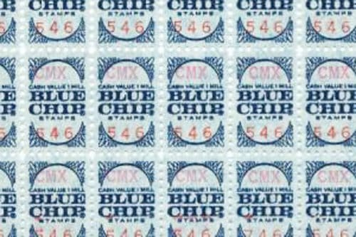 blue chip stamps