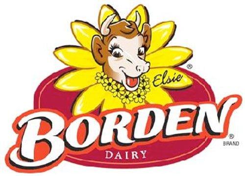 elsie the bordens cow