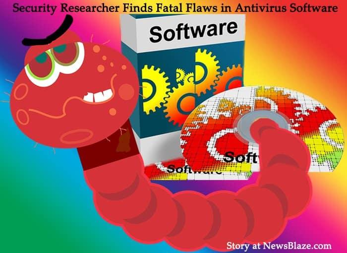 fatal flaws in antivirus software