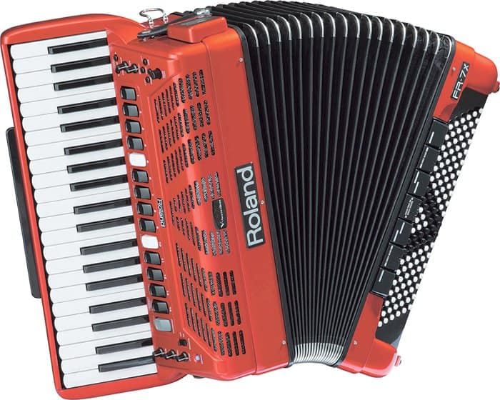 roland accordion