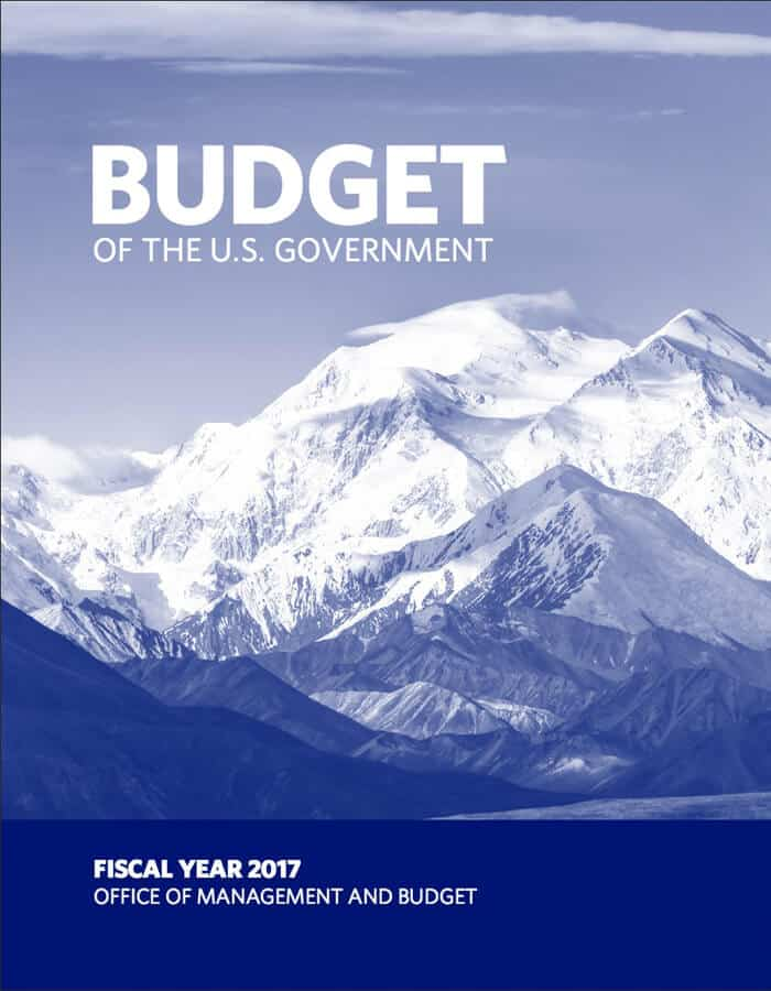 us budget cover