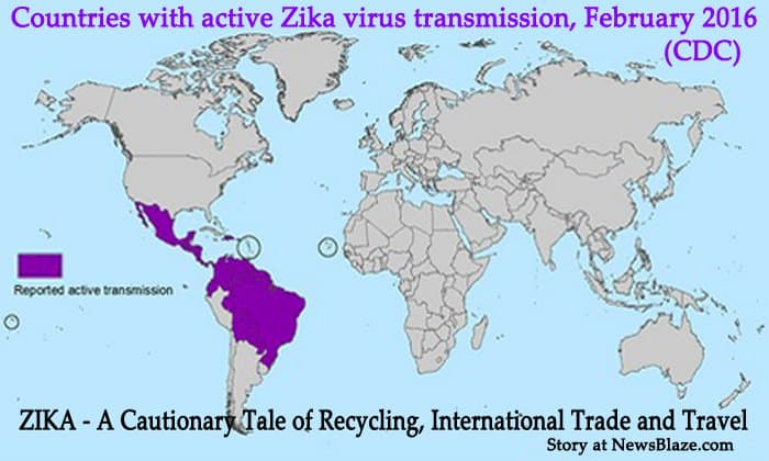 zika virus transmission