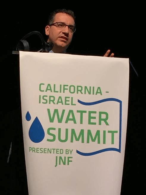 Speaker Bob Blumenfield, Los Angeles City Council Member.