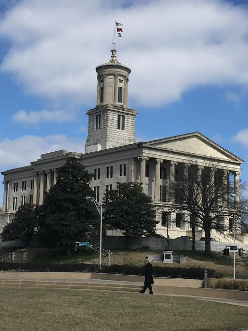 Tennessee Capitol Building-February 24, 2016