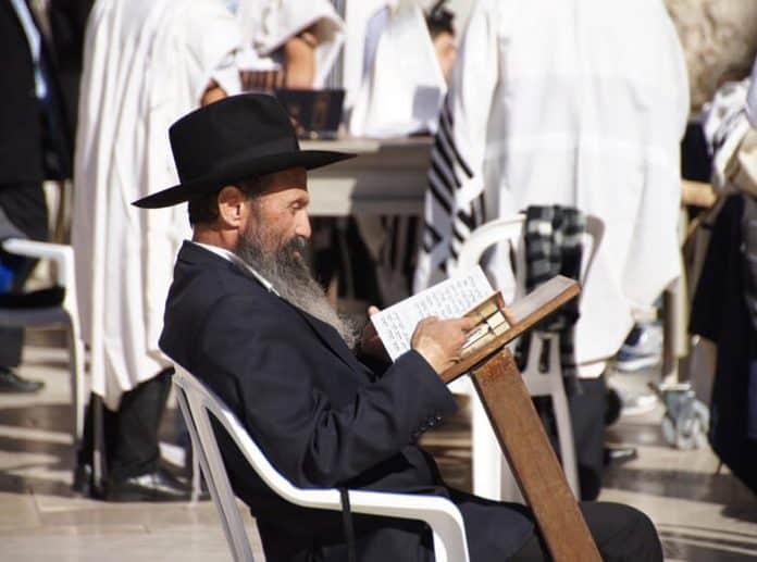 israeli jewish man