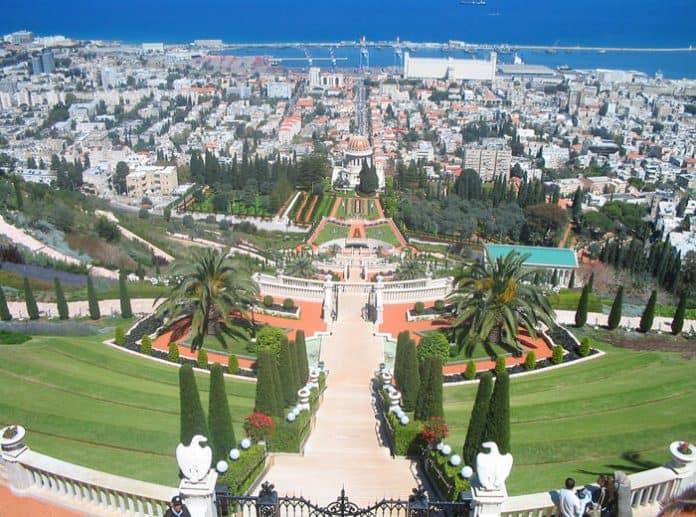 Haifa, Israel. Image by Svetlana Klaise from Pixabay