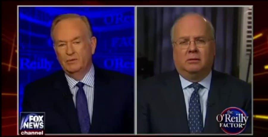 Karl Rove talks to Bill O'Rreilly about Trump