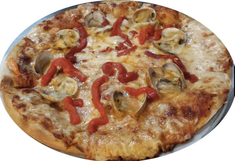 Pizza Alejo.