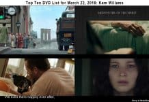 Top Ten DVD List for March 22, 2016: Kam Willams