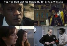 scenes from 4 of the top ten DVD releases for March 29th, 2016.