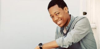 Tyler James Williams.