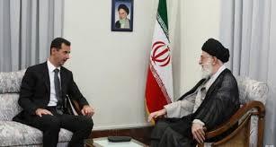 Damascus and Tehran, Assad and Khamenei