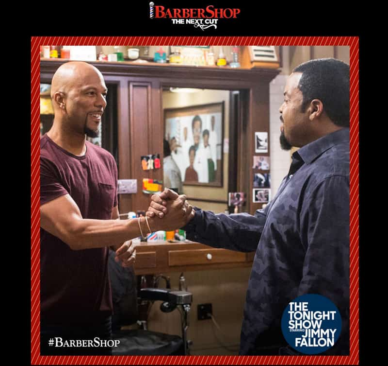 Barbershop - The Next Cut promo photo