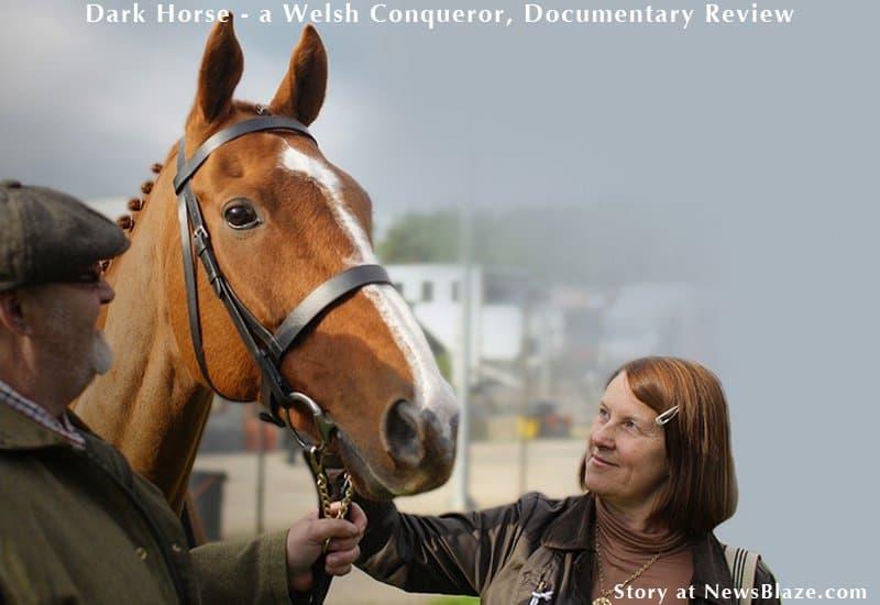 Dark Horse - a Welsh Conqueror