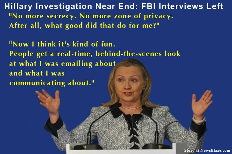 hillary clinton investigation ending graphic