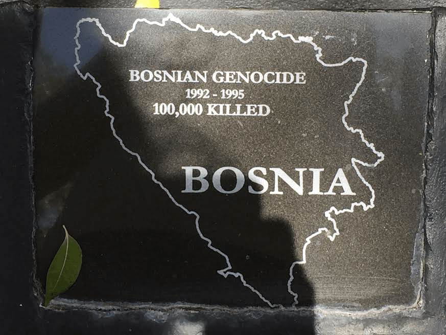 Bosnia's Genocide - ethnic cleansing