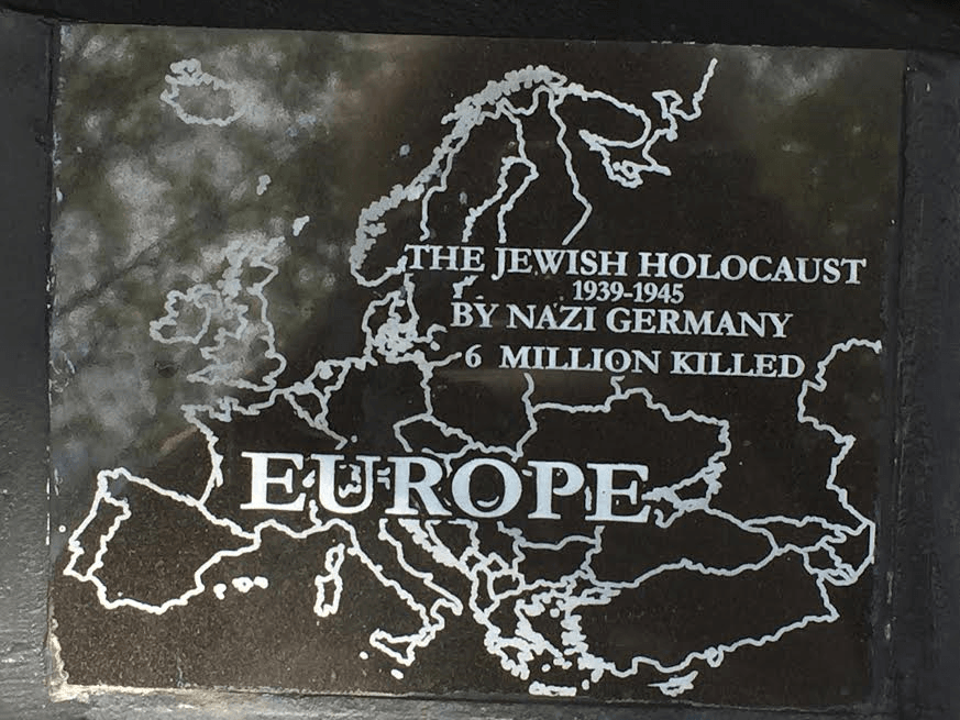 Europe's 20th century worst genocide known in human history. Photo by Nurit Greenger.