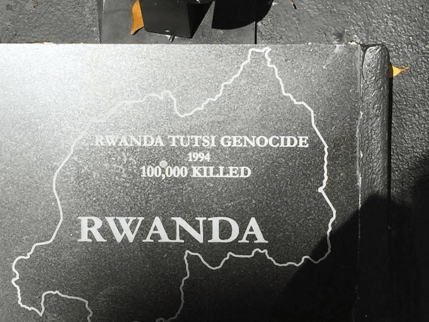 Rwanda's Genocide, where was the world?