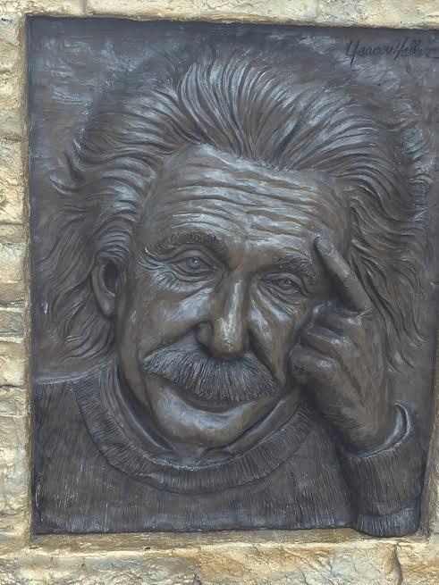 Einstein's had much to say