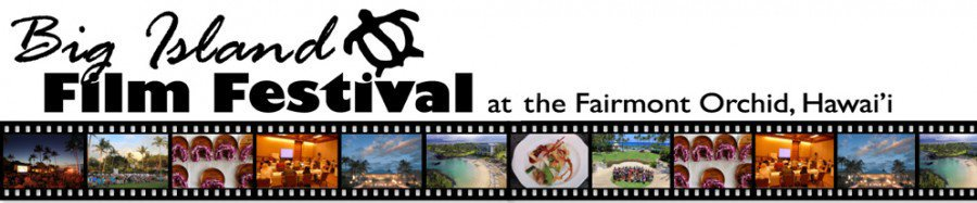 Big Island Film Festival 2016 logo.