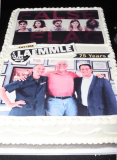 LAJFF-Cake honoring the Laemmle Theatres 75 years