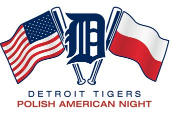 Polish-American-Baseball-Comerica-Logo