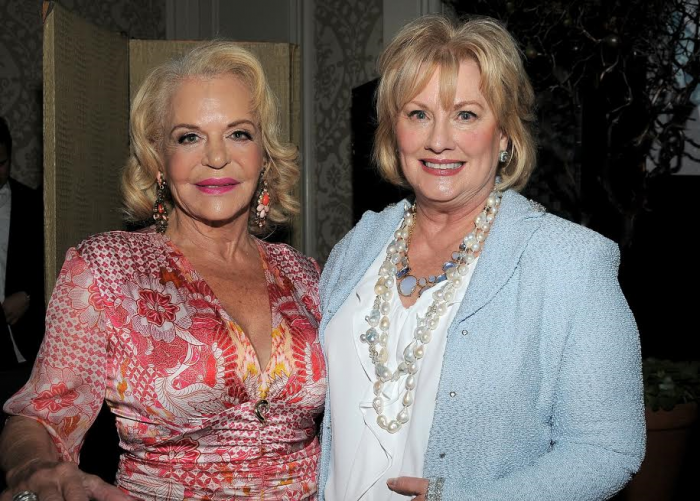 L-Beverly Cohen and Camille Adar-event's co-chairs