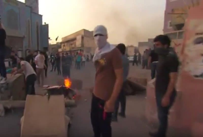 mixing politics and religion in bahrain unrest