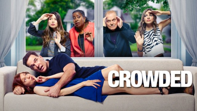 crowded tv show cast