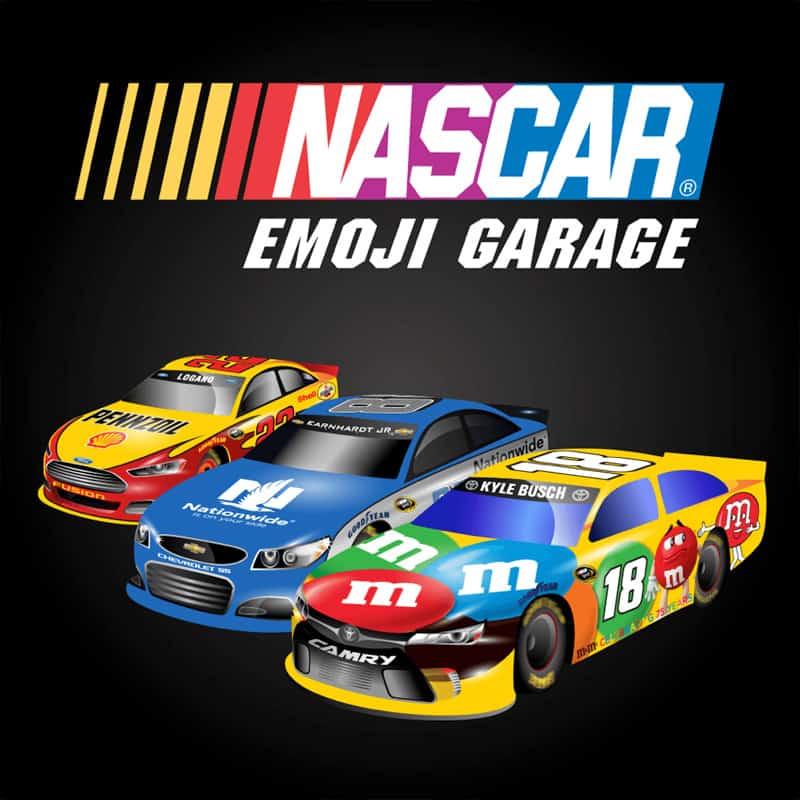 Stikoji emoji garage.