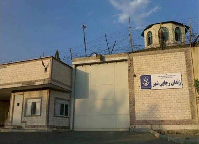 iran to blind a man with acid in Gohardasht prison.