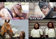 kams kapsules for movies opening may 6 2016