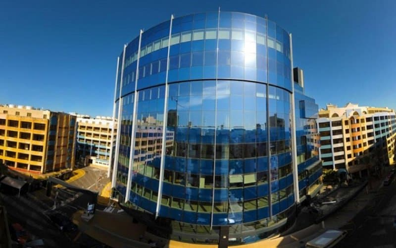 Malta business building
