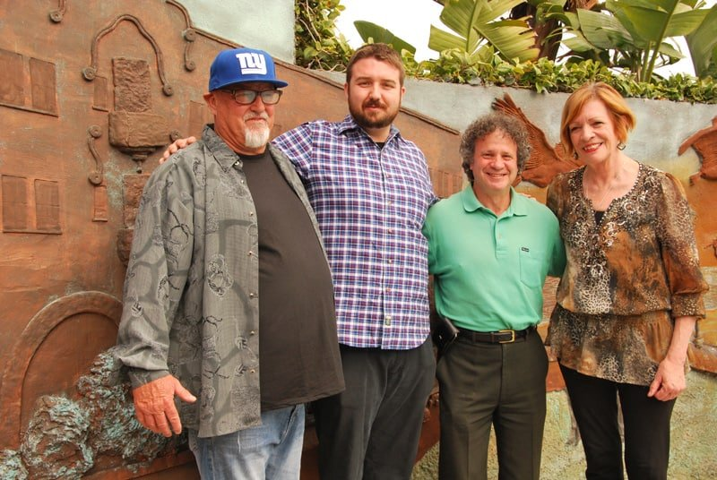 Randy Morgan, Stefan Anderson, Steve Dicterow, Gail Duncan.