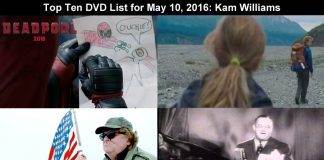 Top Ten DVD List for May 10, 2016