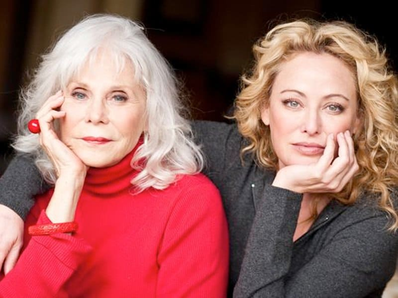 Virginia Madsen and Elaine Madsen - I Know A Woman Like That.