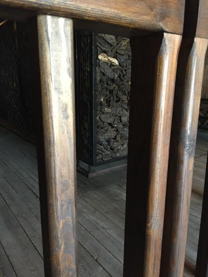 Majdanek - 400,000 prisoners' shoes found, 40,000 kept on display.
