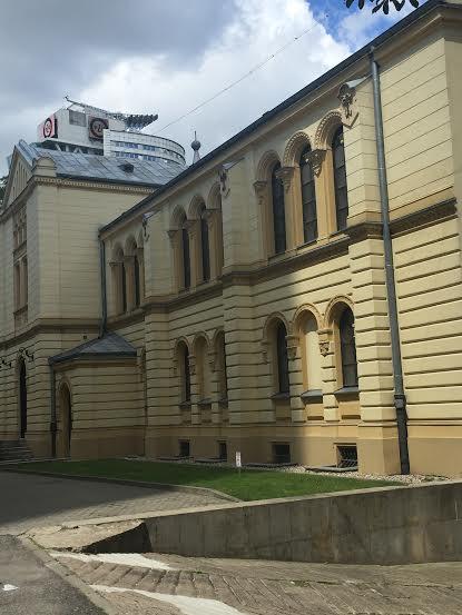 Nożyk Synagogue Warszawa.